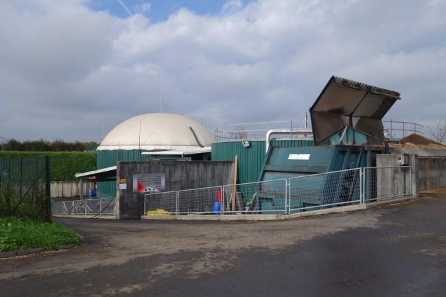 귀싱의 바이오가스 생산시설, 지역의 농업부산물과 에너지 작물을 원료로 해 가스와 열을 생산한다. - 녹색기술센터 손범석 제공